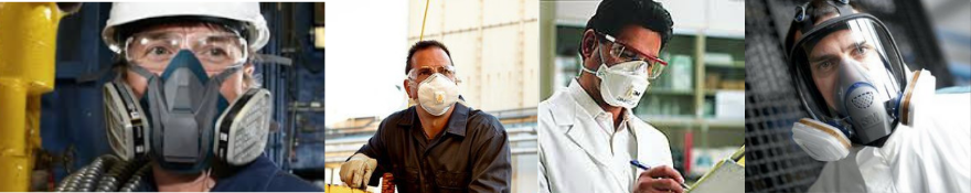 Respiratory Facepieces and Filters